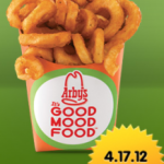 Tax Day Freebies: FREE Arby's Fries, Cinnabites, Seattle's Coffee + More