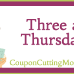 Three A Thursday: Contacting Companies For Coupons 5/3/12