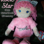 Meet Leila Rock Star From GirlzNDollz Giveaway