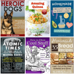 Free ebooks: Heroic Dogs, How to Draw Cool Stuff + More Books